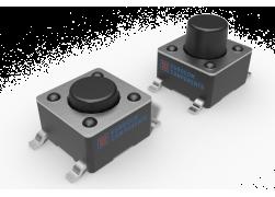 Кнопки миниатюрные SMD